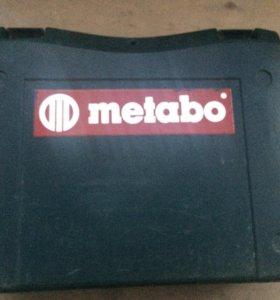 """Шуруповёрт """"metabo"""""""
