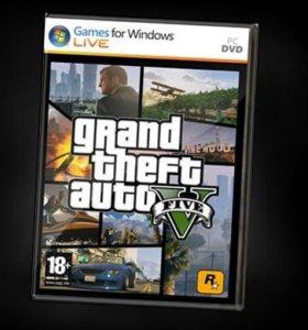 Продаю GTA 5