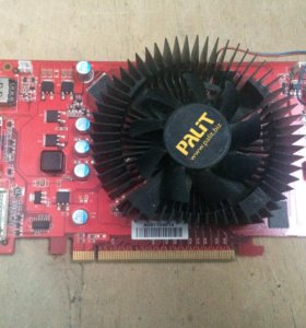 Видеокарта GF9600GT 512M