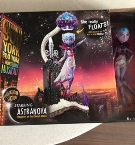Monster High Astranova кукла Астранова