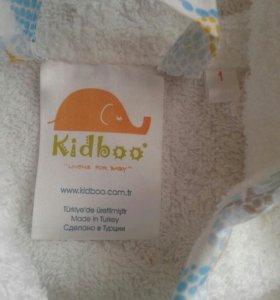 Халатик kidboo 1 (6-18 мес.)