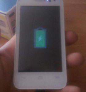Телефон Алкатель pop D3