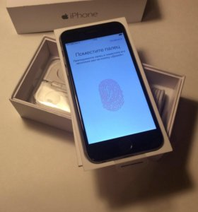Продам iPhone 6 64gb новый!