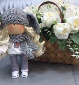 Кукла в подарок! Ручная работа!