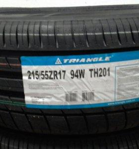 Летние шины Triangle 215/55ZR17 TH201