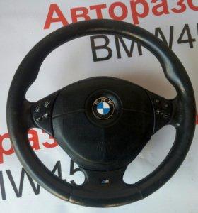 М руль BMW E39