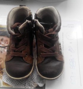 Ботинки детские (весенние)
