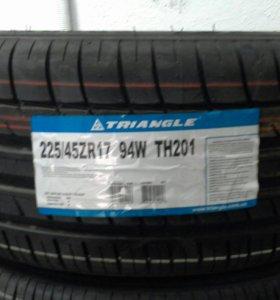 Летние шины Triangle 225/45ZR17 TH201