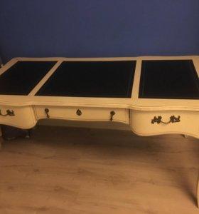 Стол кабинетный + столик журнальный PROVENCE
