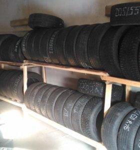 Шины, диски б/у R13-R18