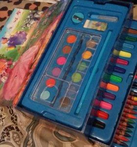 Набор для рисования для девочки