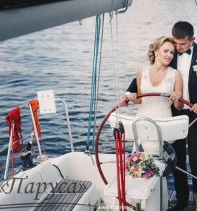 Фотосъемка на яхте