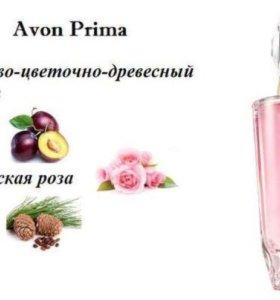 Парфюмерная вода Avon Prima