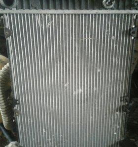 Радиатор на волгу 3110