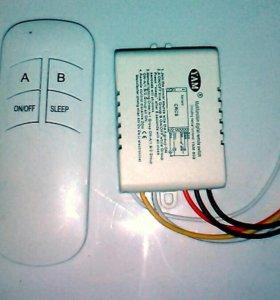 Дистанционное управление нагрузкой 220в