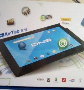 ПланшетDNS Air Tab E78