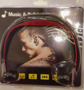 Наушники с плеером Bluetooth