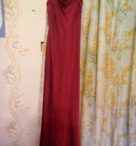 Вечернее платье . Возможно торг