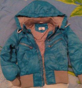 Куртка мальчику на весну