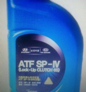 Масло Hyundai ATF SP-lV 04500-00115