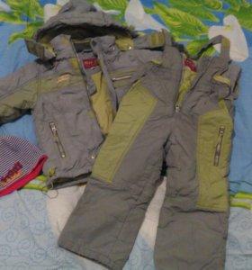 Набор одежды мальчику на весну-осень