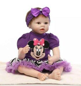 Кукла реборн с набивным телом