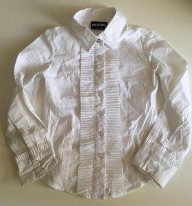 Рубашки в школу 116-122см