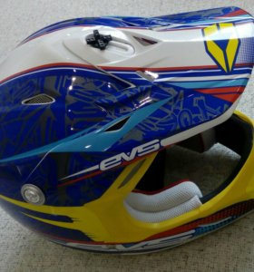 Шлем, Мотокросс,EVS,