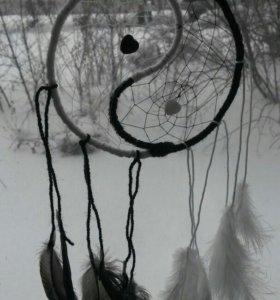 Ловец снов инь-янь