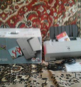 Принтер Canon Pixma ip 1200