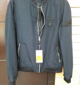 Новая мужская куртка (ветровка)ZARA