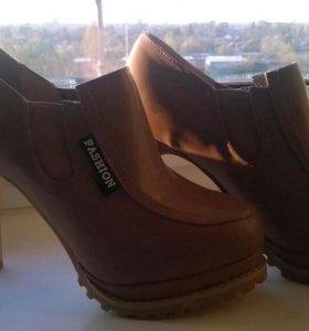 Туфли новый