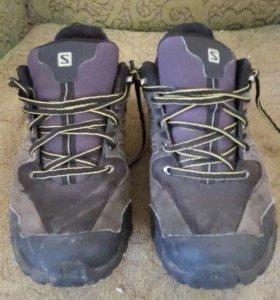 кросовки salomon