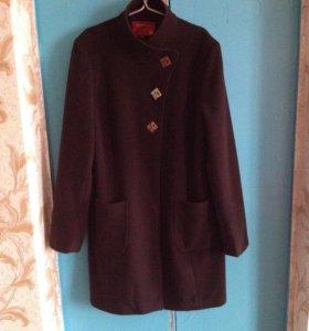Продаю замшевое пальто!