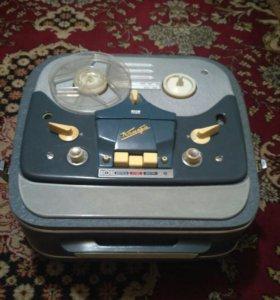 Магнитофон катушечный Камета