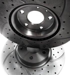Тормозные диски для toyota camry Тойота Камри