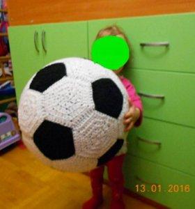 Футбольный мяч, диаметр 30см
