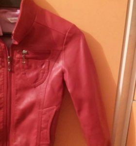 Куртка весна-осень, на 6- 7 лет
