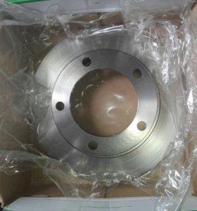 Тормозной диск на Ниву Шевроле