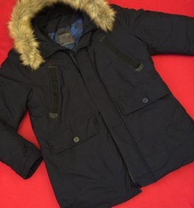 Куртка мужская зимняя Zara Man новая