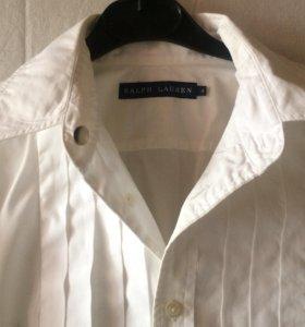 Новая рубашка RALPH LAUREN