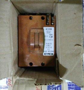 Выключатели автоматические ВА 21-29 32-11