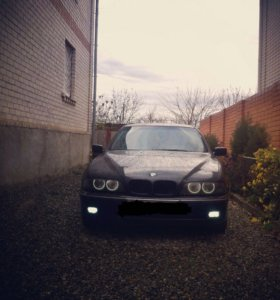 BMW 5 Е39