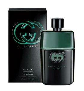 """Gucci """"Guilty BLACK"""" Pour Homme"""