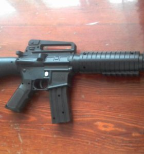 Продам M4A1 новая с глубоком на пулях