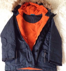 Куртка зимняя Futurino