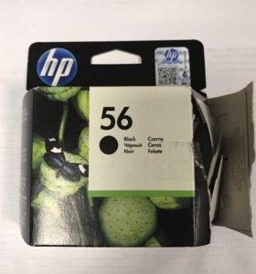 Картридж HP 56