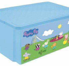 """детский ящик для хранения игрушек""""Свинка Пеппа"""""""