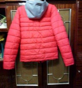 Куртка, мужская. Размер 54