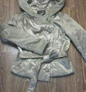 Куртка весна-осень 42-44р